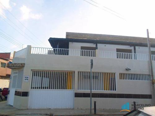 casa residencial à venda, barra do ceará, fortaleza - ca1158. - ca1158