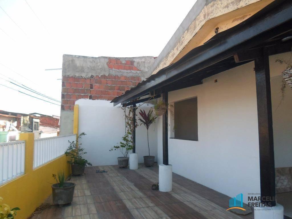 casa residencial à venda, barra do ceará, fortaleza - ca1160. - ca1160