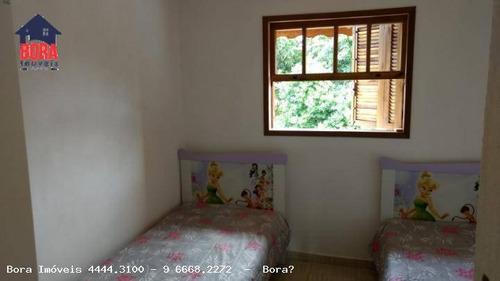 casa residencial à venda, barreiro, mairiporã. - ca0262