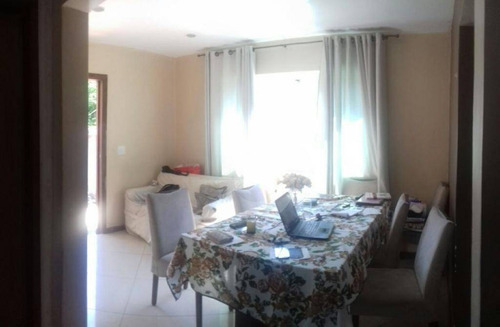 casa residencial à venda, barreto, niterói. - ca0729