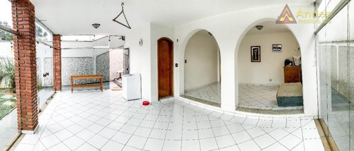 casa residencial à venda, barro branco (zona norte), são paulo. - ca0672