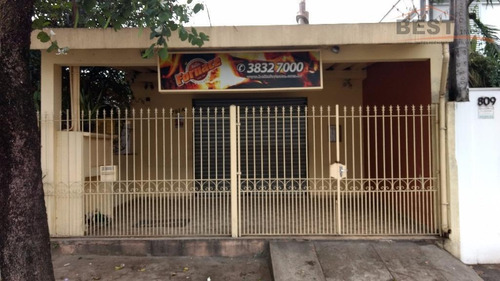 casa residencial à venda, bela aliança, são paulo. - ca0897