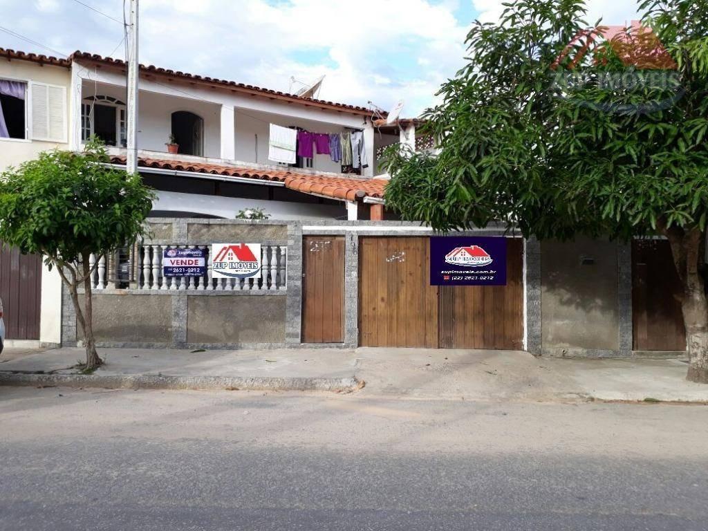casa residencial à venda, bela vista, são pedro da aldeia. - ca0289