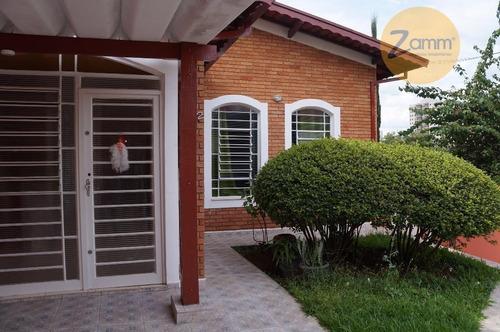casa  residencial à venda, bela vista, valinhos. - codigo: ca1111 - ca1111
