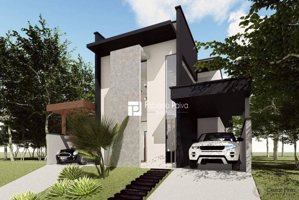 casa residencial à venda, bella cittá, mogi das cruzes. - ca0025