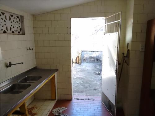 casa residencial à venda, benfica, fortaleza. - ca0631