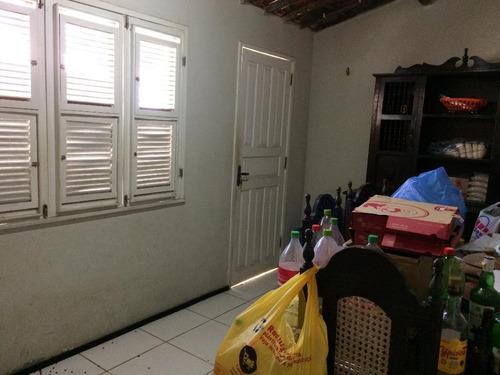 casa residencial à venda, benfica, fortaleza. - ca1191