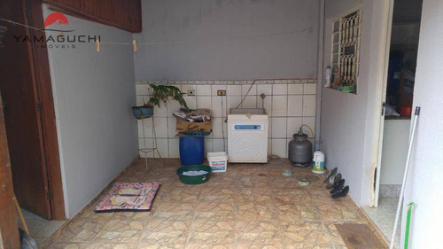 casa residencial à venda, betel, paulínia. - codigo: ca0025 - ca0025