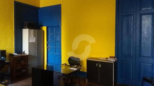 casa residencial à venda, boa viagem, niterói. - ca1146