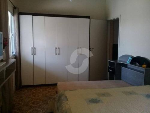 casa residencial à venda, boa vista, são gonçalo. - ca1270