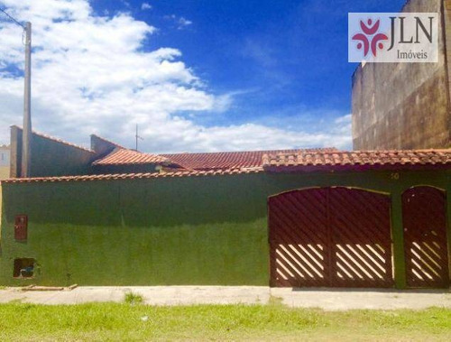 casa  residencial à venda, bopiranga, itanhaém. - ca0131