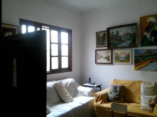 casa residencial à venda, boqueirão, praia grande. - ca0034