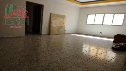 casa residencial à venda, boqueirão, praia grande. - ca0135