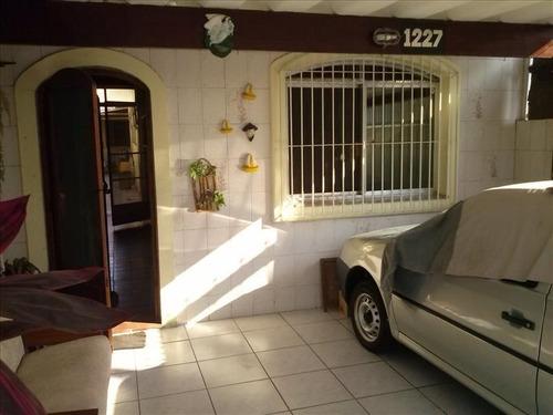 casa residencial à venda, boqueirão, praia grande. - codigo: ca0207 - ca0207