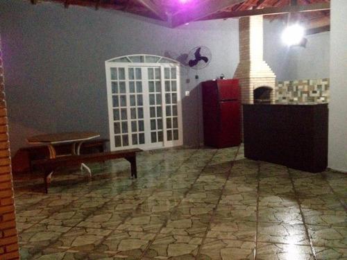 casa residencial à venda, boracéia, bertioga. - ca0134