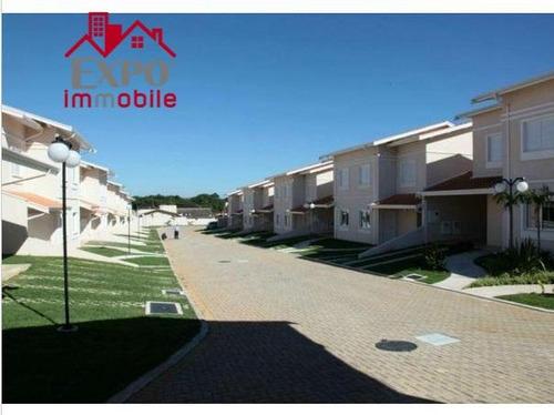 casa residencial à venda, bosque de barão geraldo, campinas. - ca0201