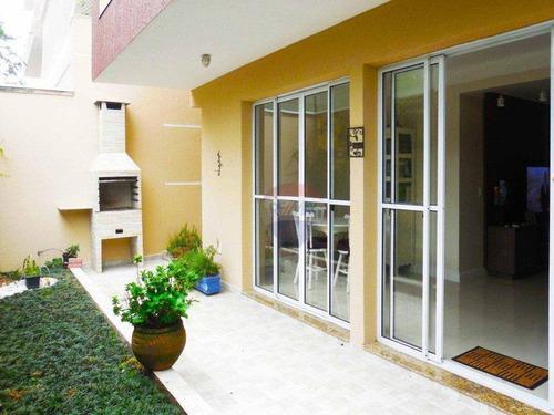 casa residencial à venda, brooklin paulista, são paulo - ca0240. - ca0240