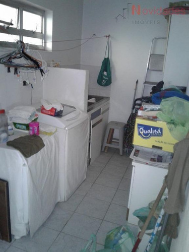 casa residencial à venda, brooklin paulista, são paulo. - ca0566