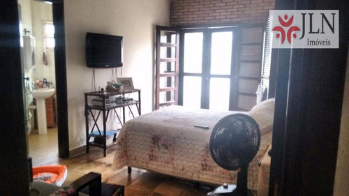 casa  residencial à venda. - ca0169