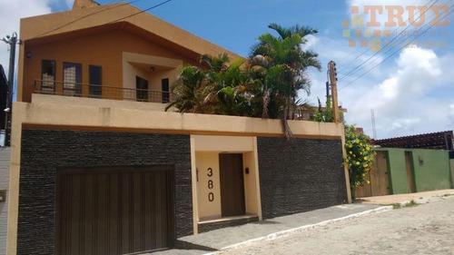 casa residencial à venda, cajueiro, recife. - ca0110