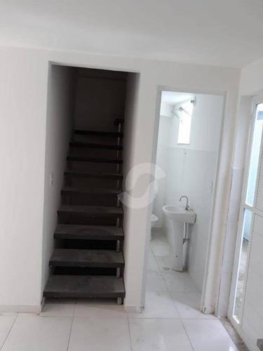 casa residencial à venda, camarão, são gonçalo. - ca1233
