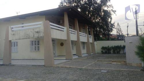 casa residencial à venda, cambeba, fortaleza. - ca2676