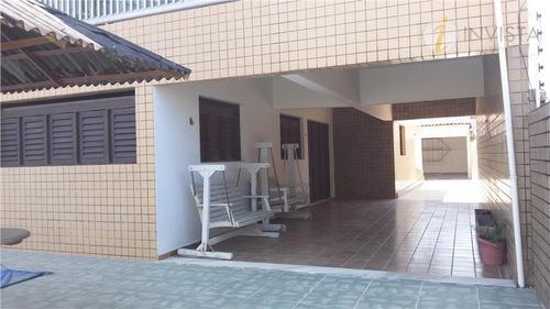 casa residencial à venda, camboinha, cabedelo. - ca1095