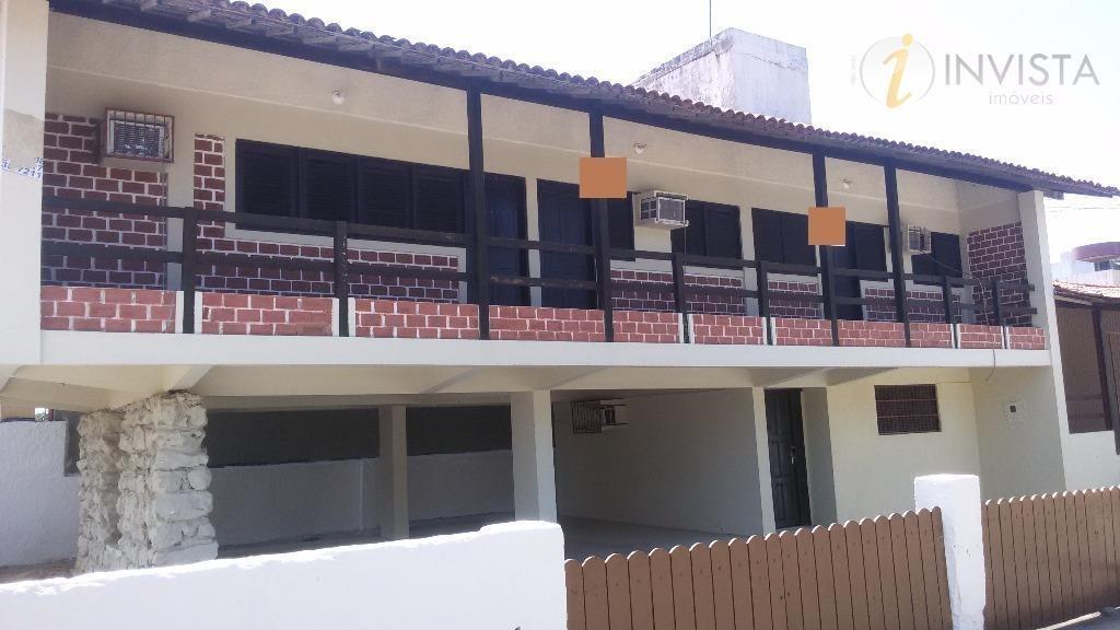 casa residencial à venda, camboinha, cabedelo. - ca1107
