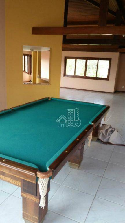 casa residencial à venda, camboinhas, niterói. - ca0053