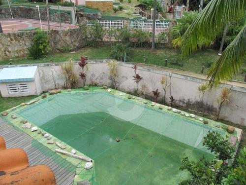 casa residencial à venda, camboinhas, niterói. - ca1474