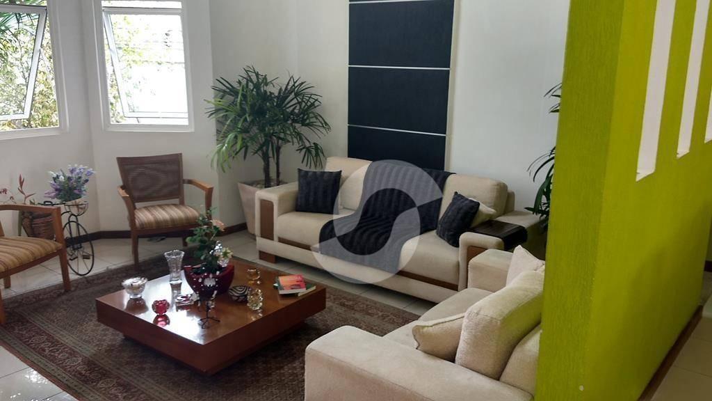 casa residencial à venda, camboinhas, niterói. - ca1642