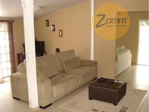 casa residencial à venda, caminhos de san conrado, campinas - ca0244. - ca0244