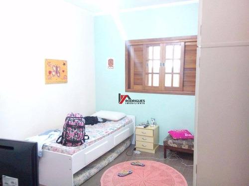 casa residencial à venda, campos de atibaia, atibaia. - ca1492