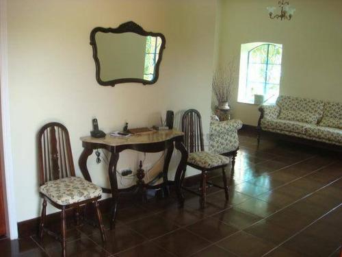 casa residencial à venda, campos de santo antônio, itu. - ca3662
