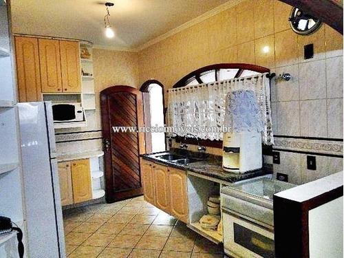 casa residencial à venda, campos de são josé, são josé dos campos - . - ca0726
