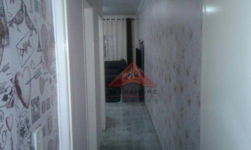 casa residencial à venda, campos de são josé, são josé dos campos. - ca3835