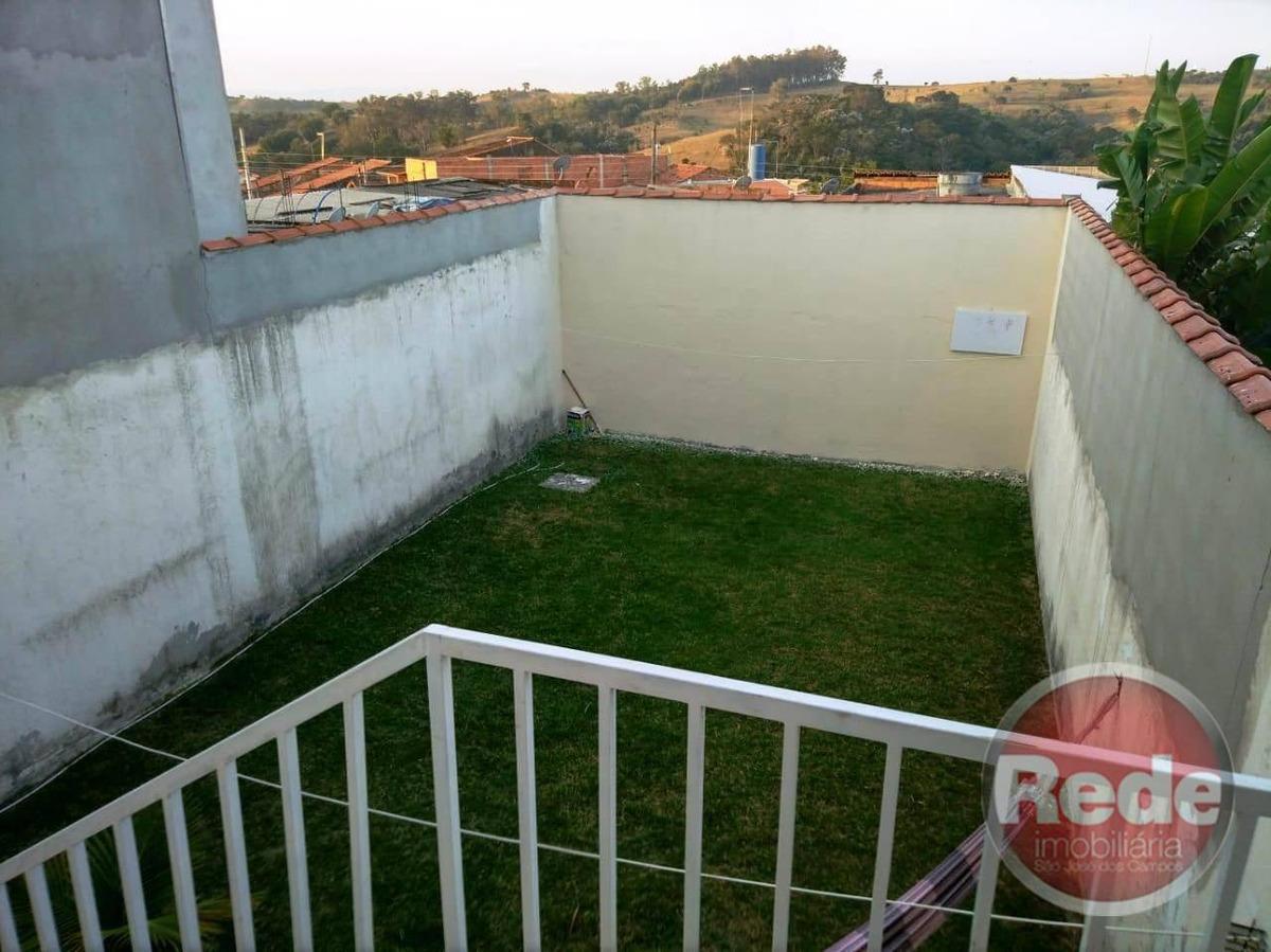 casa residencial à venda, campos de são josé, são josé dos campos. - ca3962