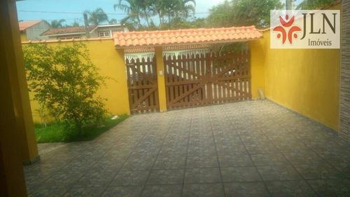 casa residencial à venda, campos elíseos, itanhaém - ca0337. - ca0337