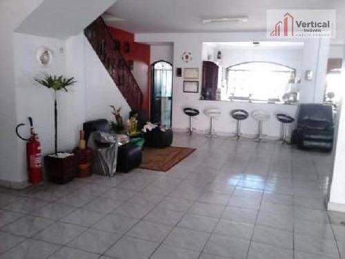 casa residencial à venda, cangaíba, são paulo - ca0456. - ca0456