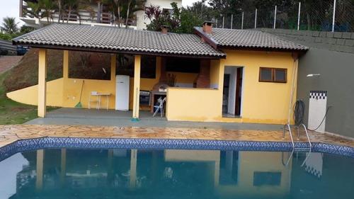 casa residencial à venda, canjarana, vinhedo. - ca1210