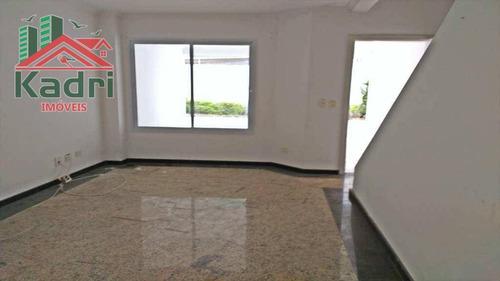 casa residencial à venda, canto do forte, praia grande. - ca0060