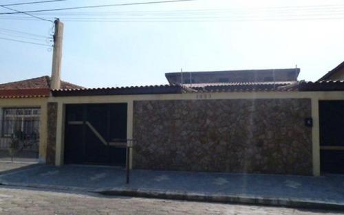casa residencial à venda, canto do forte, praia grande - ca1942.