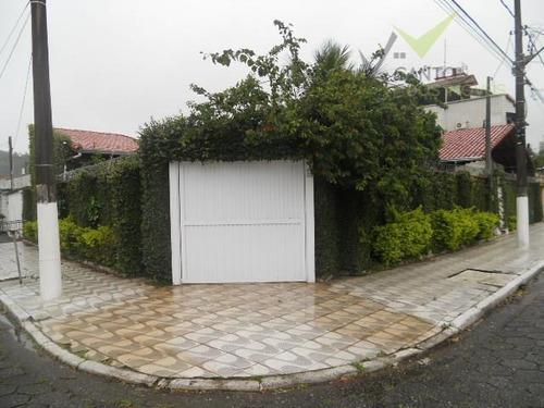 casa residencial à venda, canto do forte, praia grande. - codigo: ca0011 - ca0011
