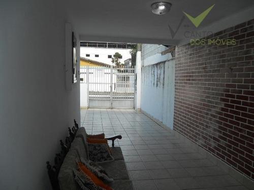 casa  residencial à venda, canto do forte, praia grande. - codigo: ca0022 - ca0022