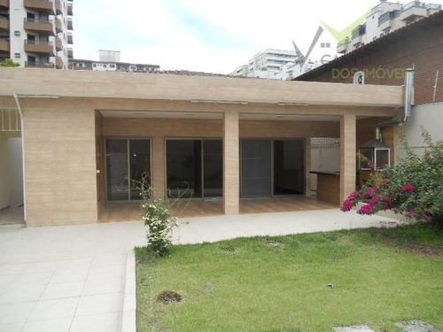 casa residencial à venda, canto do forte, praia grande. - codigo: ca0028 - ca0028