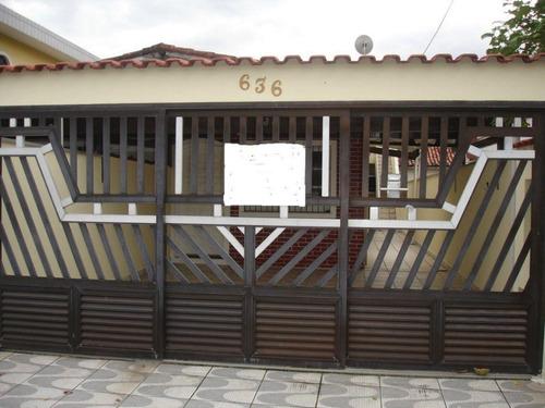 casa residencial à venda, canto do forte, praia grande. - codigo: ca2193 - ca2193