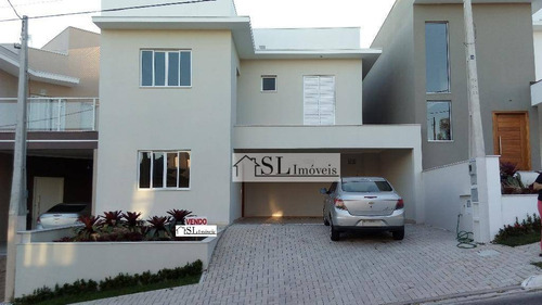 casa residencial à venda, capuava, valinhos. - ca0204