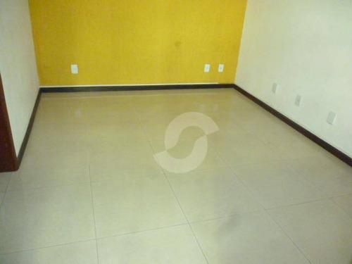 casa residencial à venda, caramujo, niterói. - ca0817
