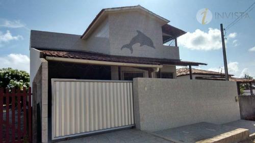 casa  residencial à venda, carapibus, conde. - ca1089