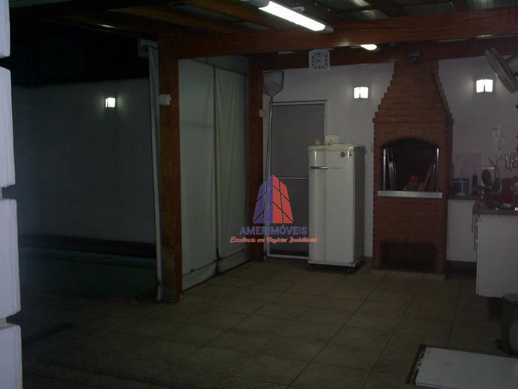 casa residencial à venda, cariobinha, americana. - ca0380